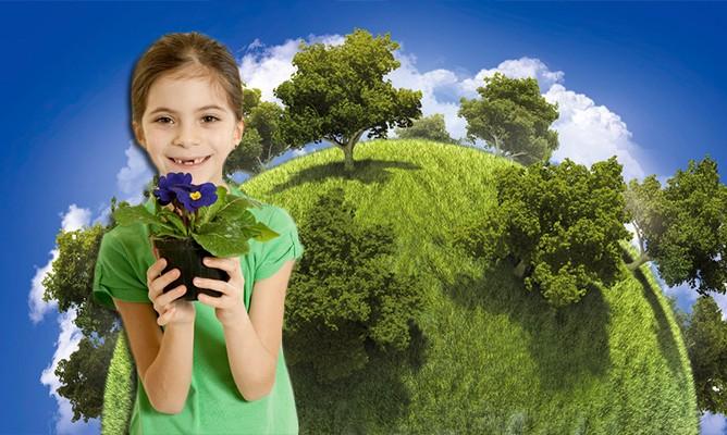 גאיה עוזרת לשמור על איכות הסביבה